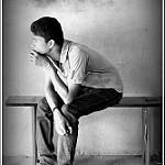 The thinking boy! by myriad ways